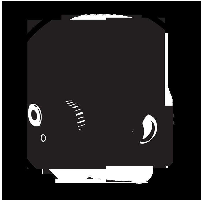 Line Drawing Camera : Camera line art cliparts