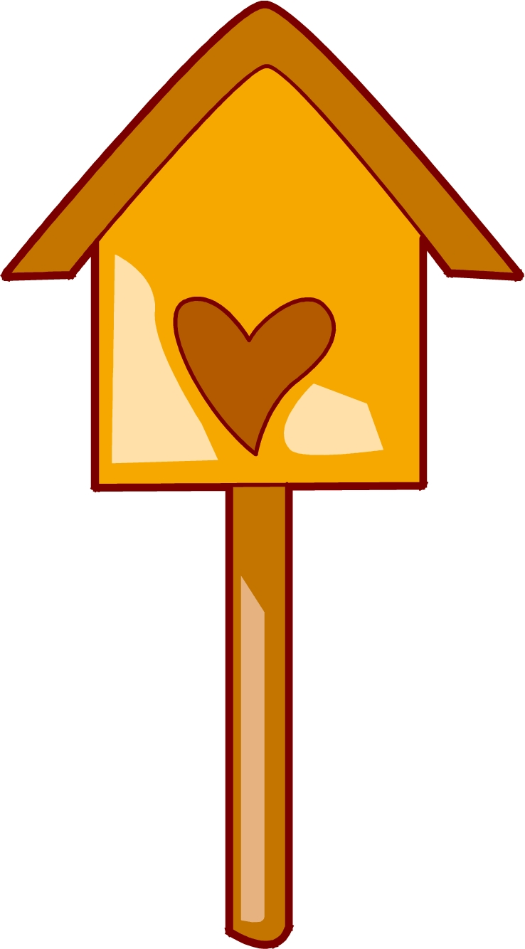Birdhouse Clip Art - Cliparts.co