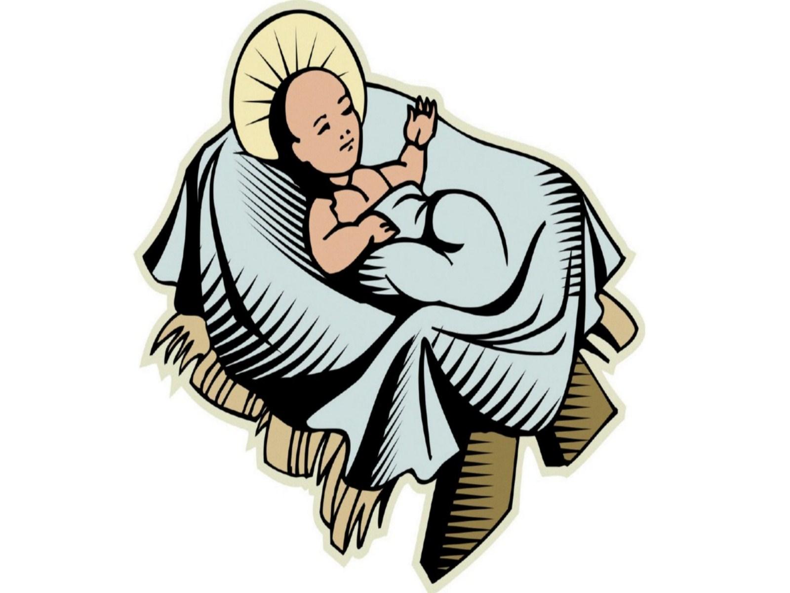Baby Jesus Christmas Wallpaper - 1600x1200 - 197518