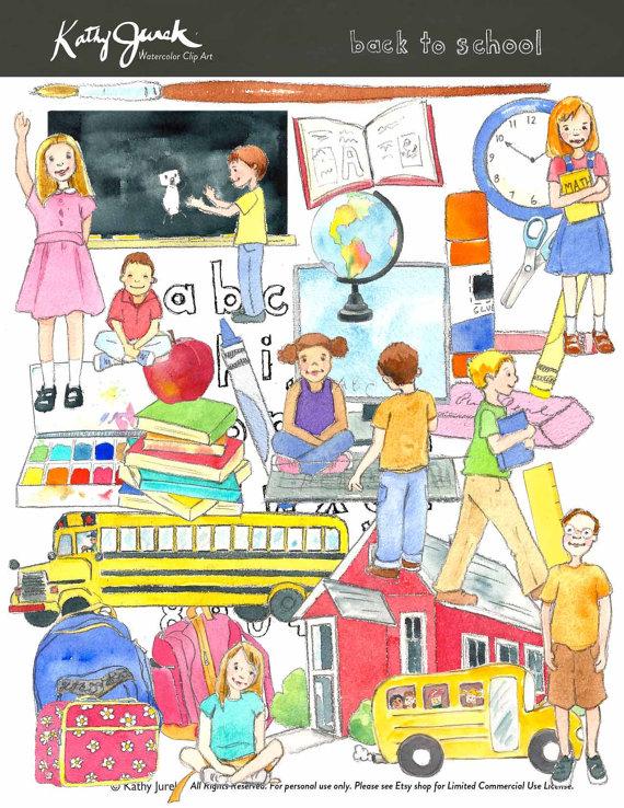 Cute Schoolhouse Clipart - Cliparts.co