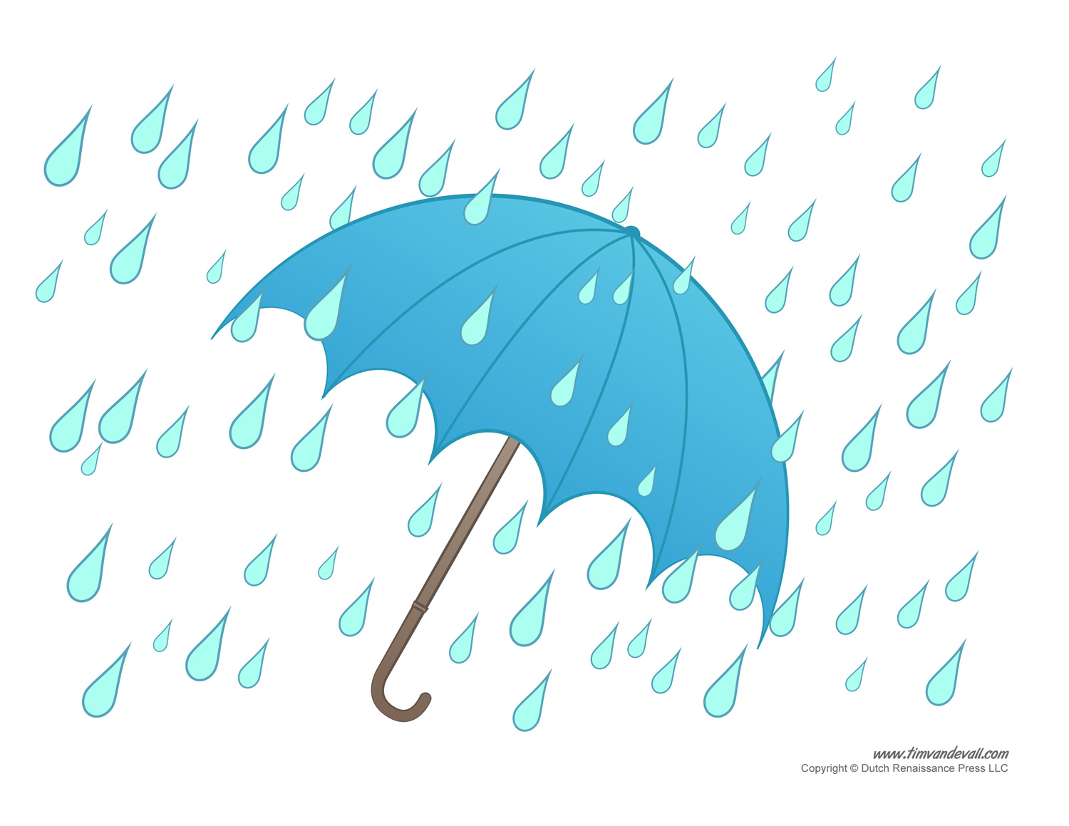 Umbrella Template Cliparts Co