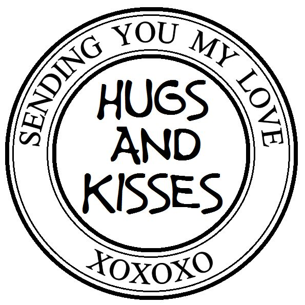 Hugs And Kisses Clip Art - Cliparts.co