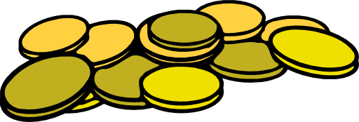Gold Coins Clip Art - Cliparts.co