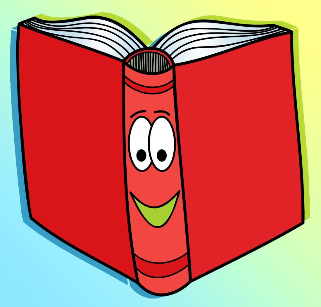 Children S Books Clip Art