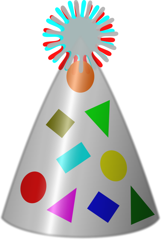 Picture Of A Party Hat - ClipArt Best
