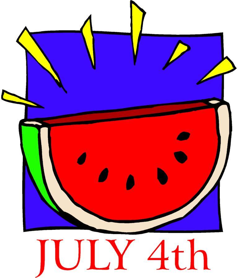 Clip Art July 4th - Cliparts.co