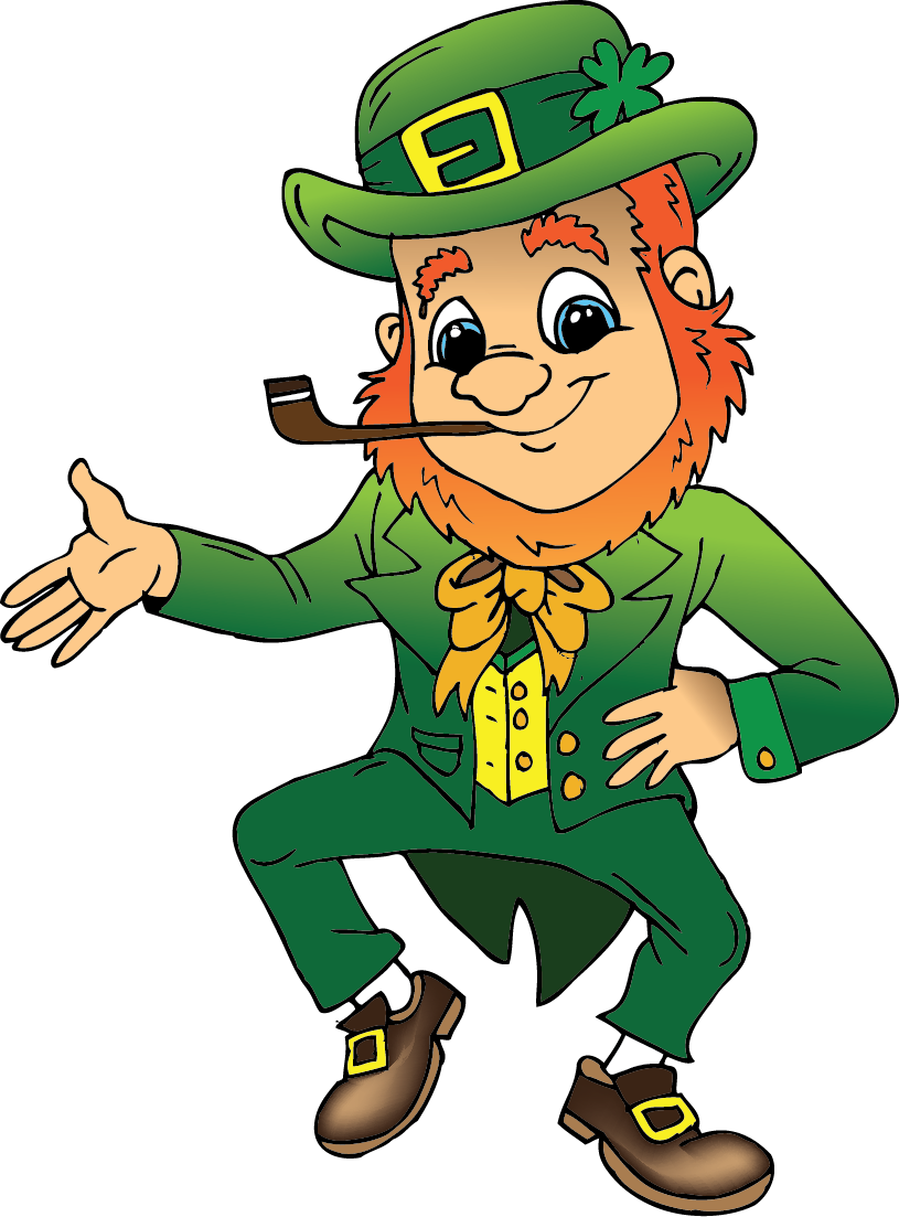St. Patrick's Day Clip Art and Animations