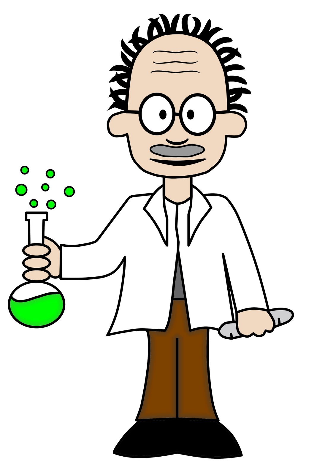 cartoon science pictures clipartsco