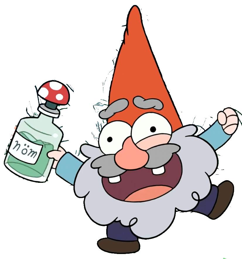 Gnome Clip Art: Gnomes Clip Art