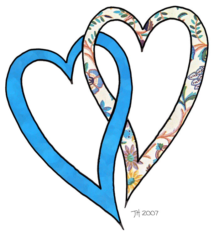 ArtbyJean - Love Hearts: A collection of love heart clip art ...