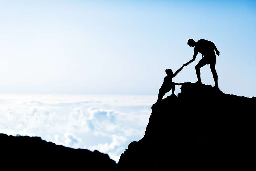 Outsourcing: Method for Scaling Steep Slopes | Article Man And ...