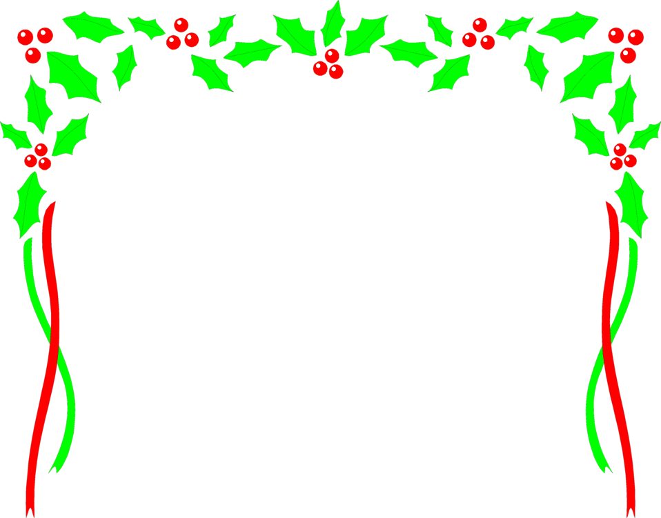 Holly Leaf Clip Art - Cliparts.co