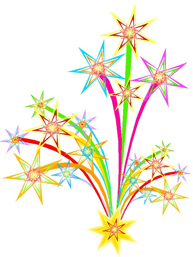 New Years Fireworks Clipart Images & Pictures - Becuo