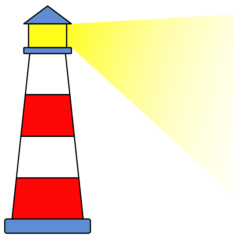File:Lighthouse icon.svg - Wikimedia Commons