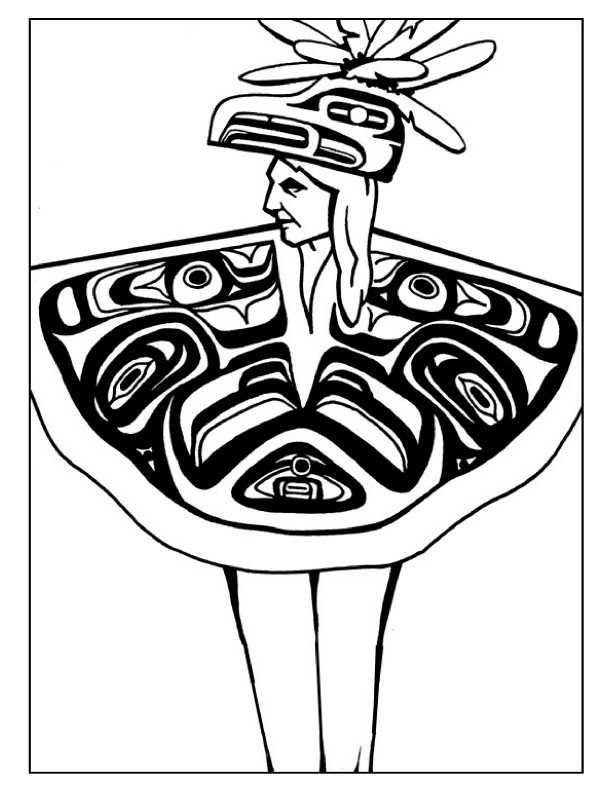 Free Printable Native American Coloring Pages, Download Free Clip ...   792x612