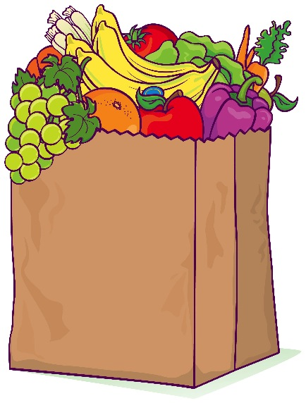 Grocery Shopping Clipart - Cliparts.co
