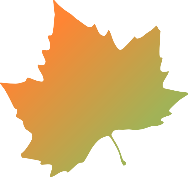 Kattekrab Plane Tree Autumn Leaf clip art - vector clip art online ...