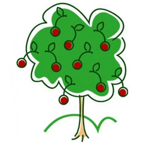 free fruit tree clipart - photo #23
