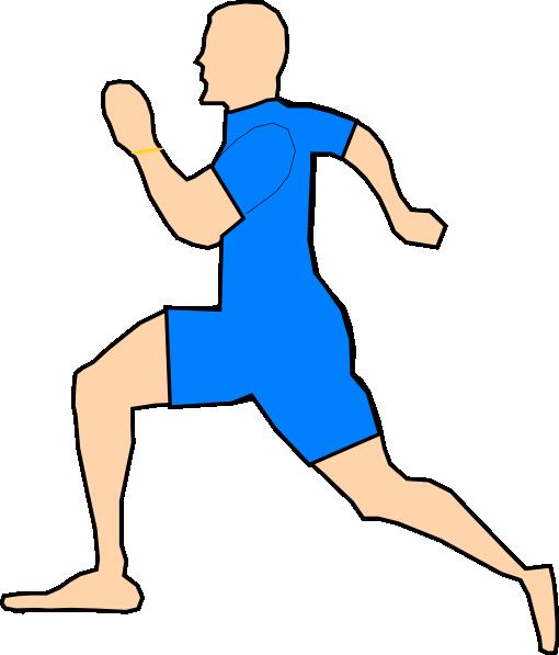man jogging clipart - photo #7