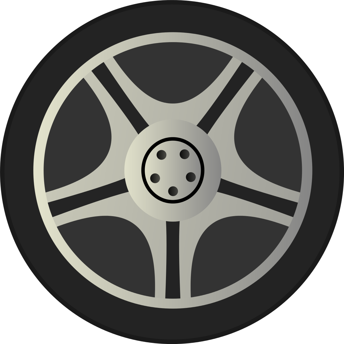 Images For > Tire Clipart