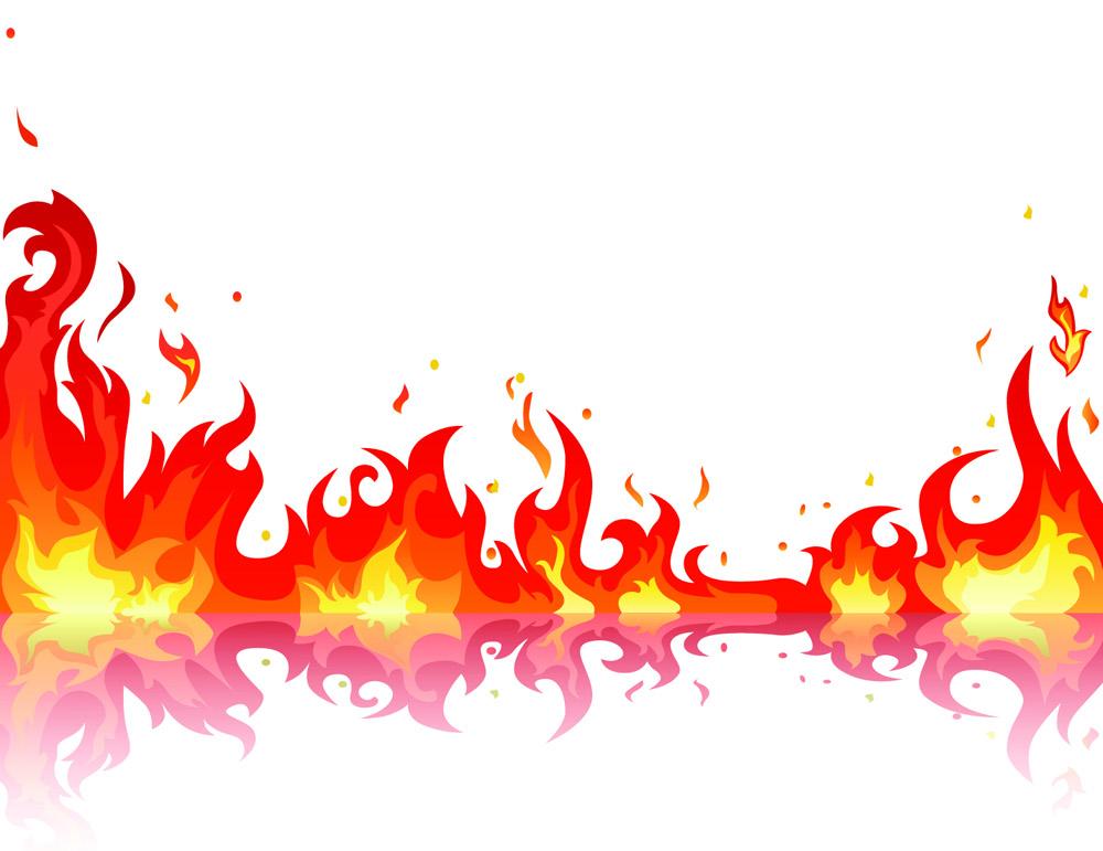Flame Vectors Cliparts Co