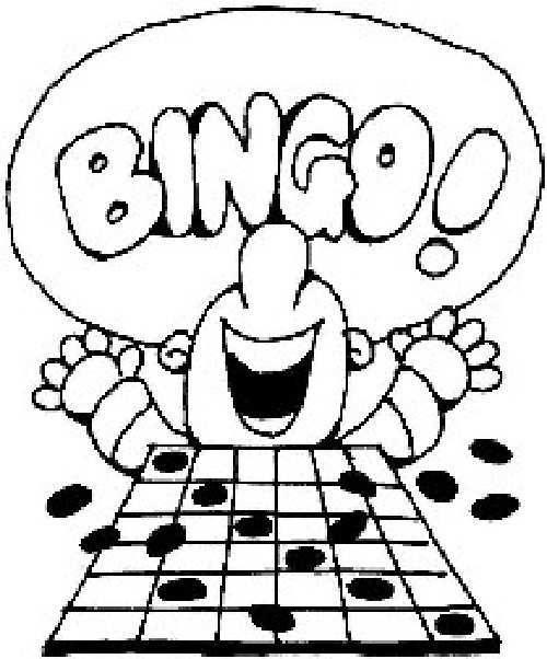 Bingo Clip Art - Cliparts.co