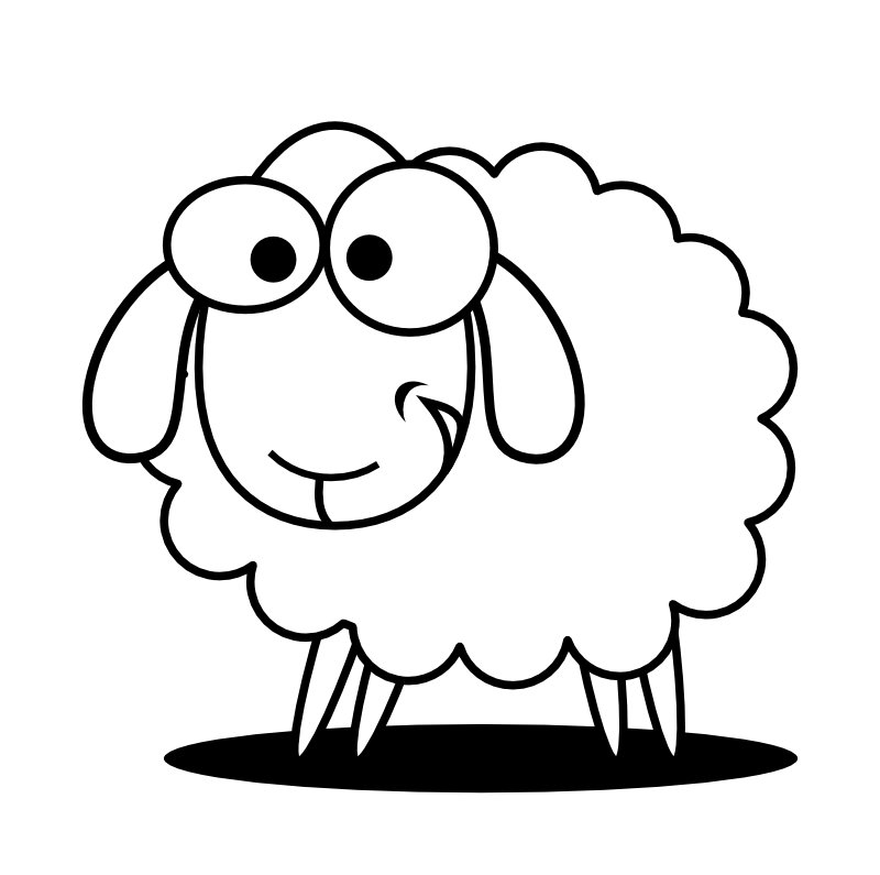 Sheep Cartoon Clip Art - Cliparts.co