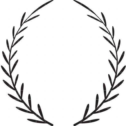 Laurel Wreath Clip Art - Cliparts.co