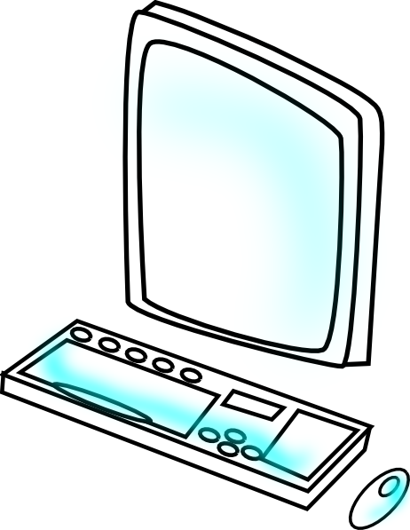computer user clipart free - photo #14