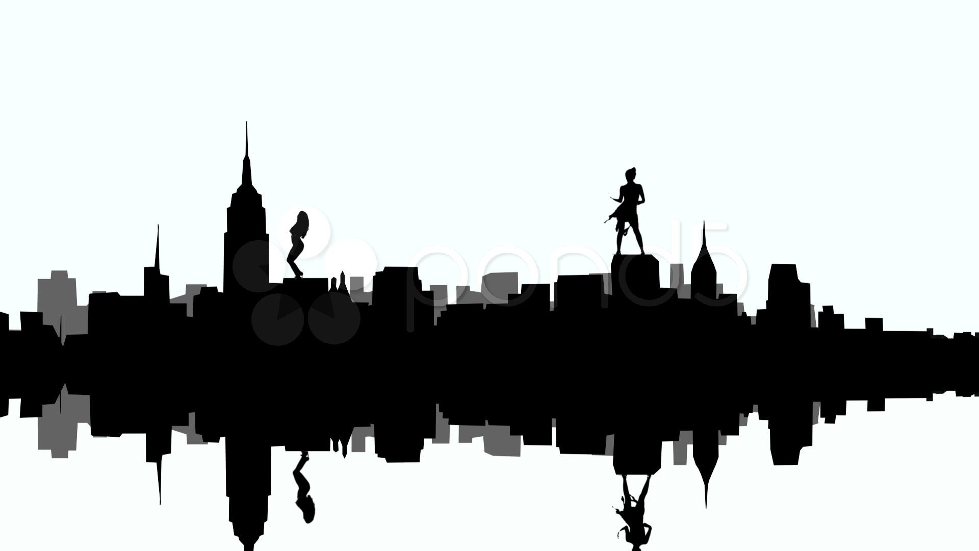 Nyc Skyline Clip Art - ClipArt Best