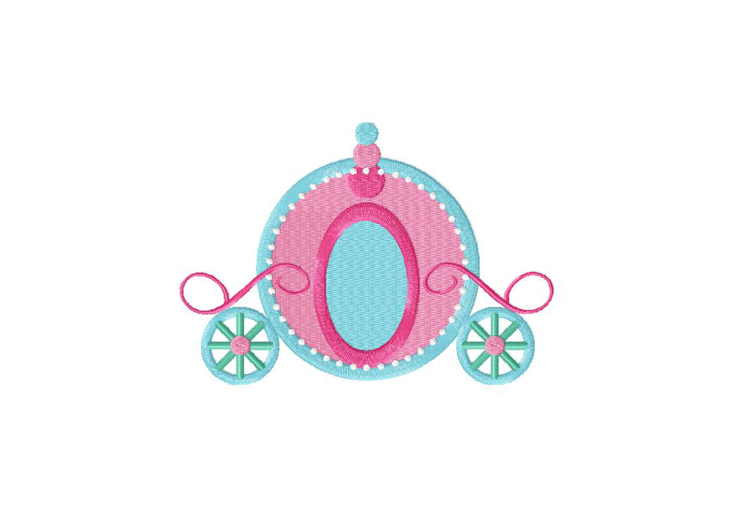 Disney Cinderella Carriage Cake
