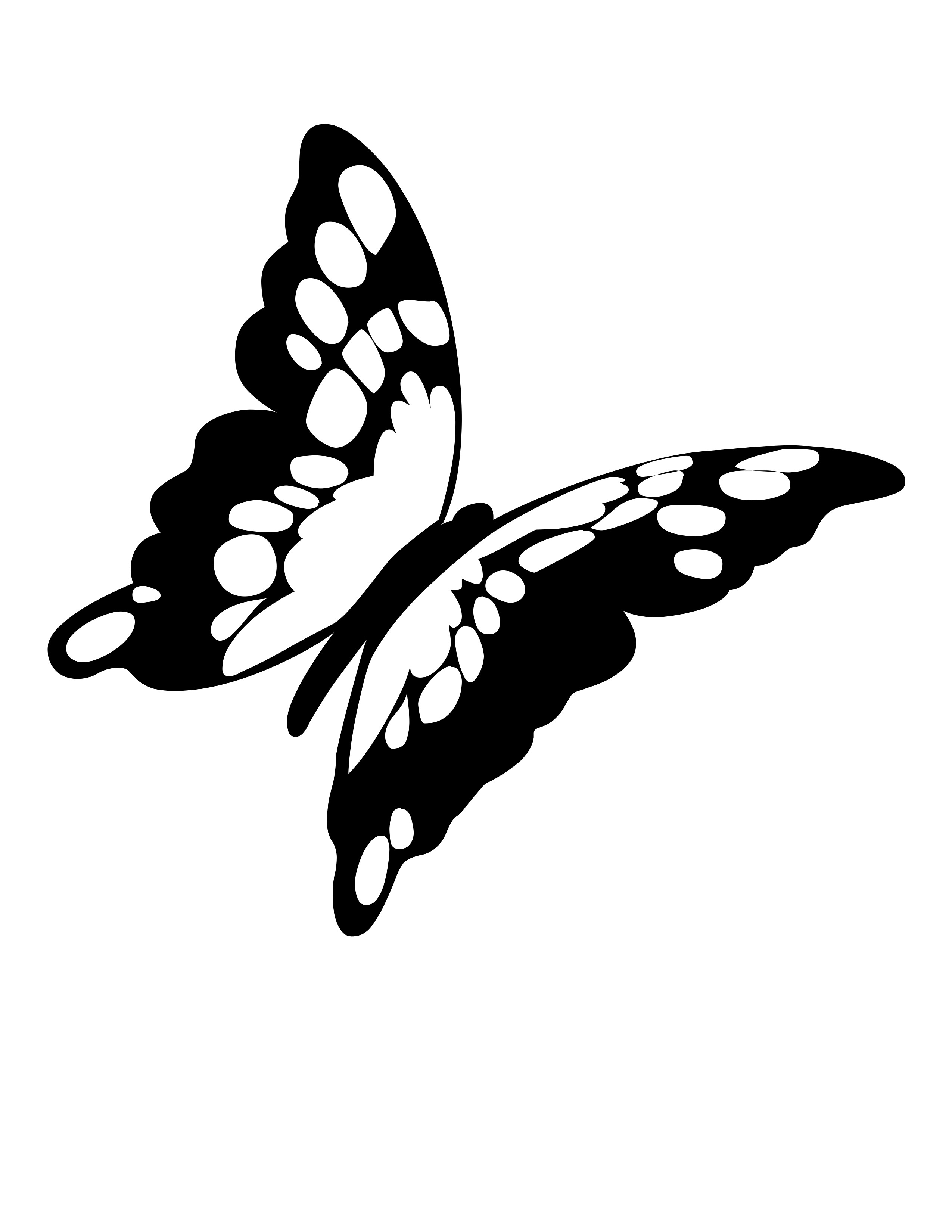 Labeled butterfly coloring pages - 79 Images Of Monarch Butterfly Outline You Can Use These Free
