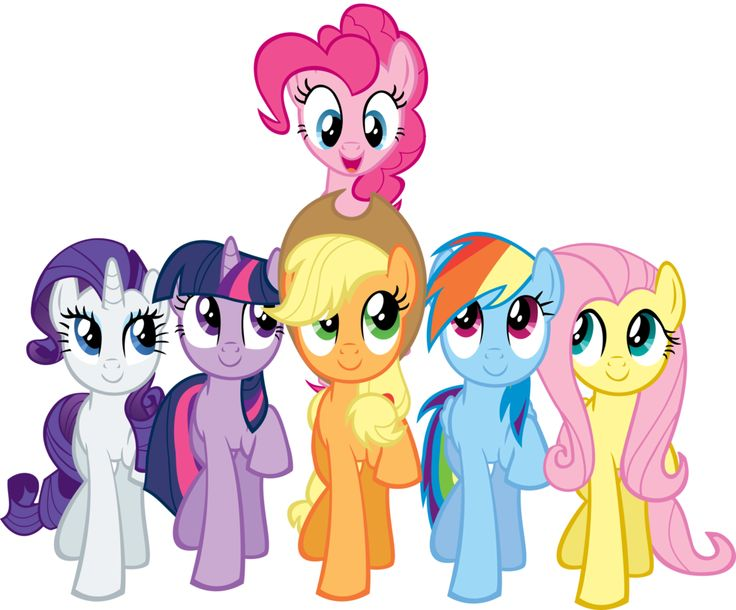 My Little Pony Clipart - Cliparts.co