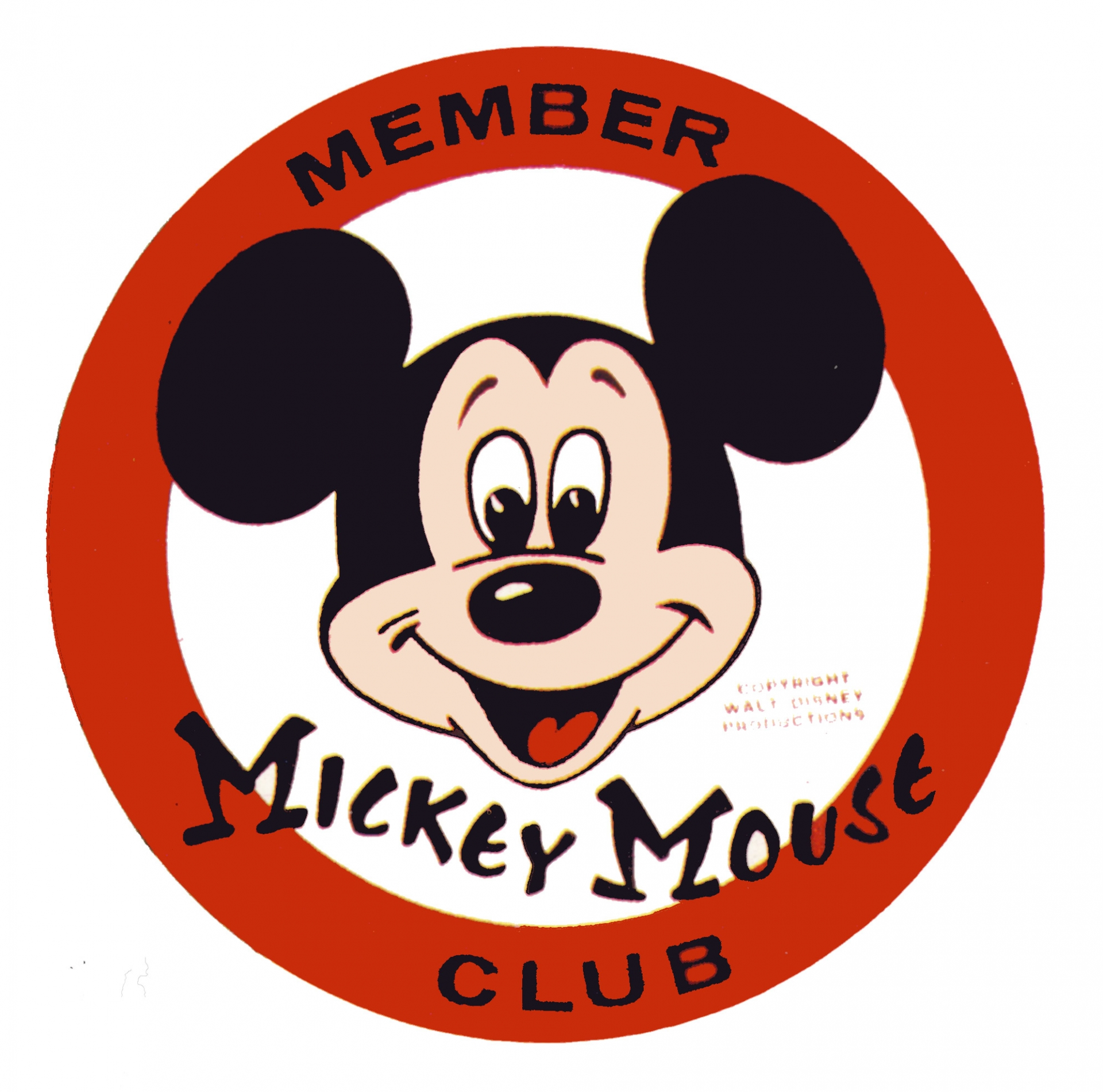 Images For > Mickey Mouse Head Logo