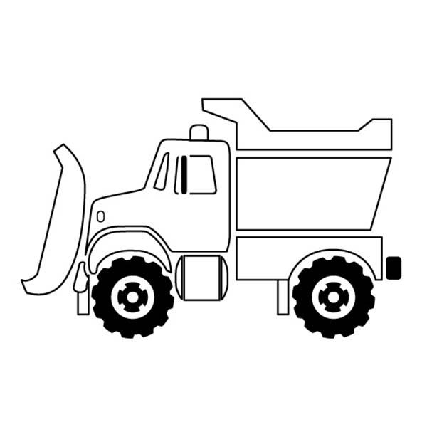 tonka vehicle coloring pages - photo #17