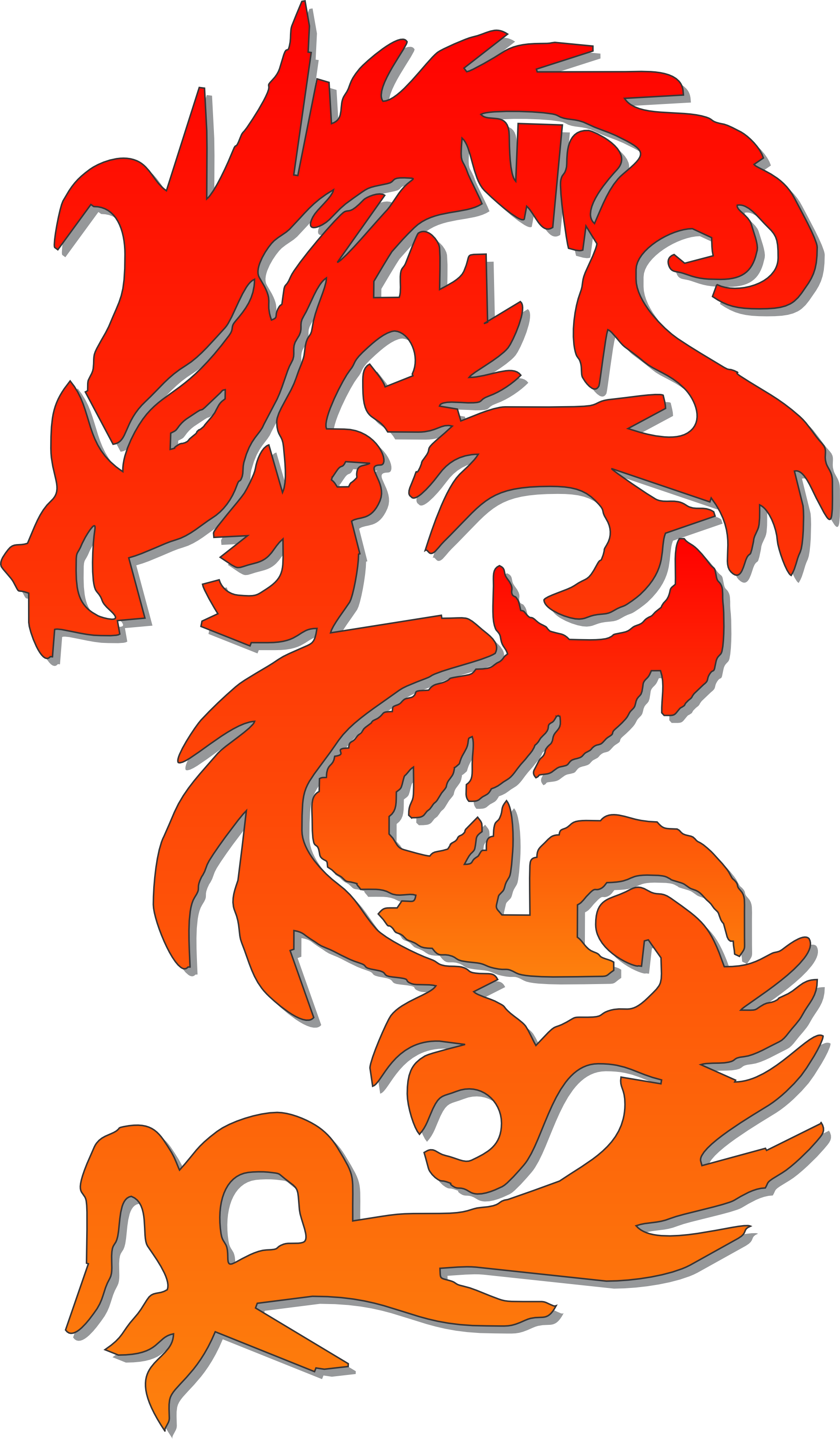 Chinese Dragons Images - Cliparts.co