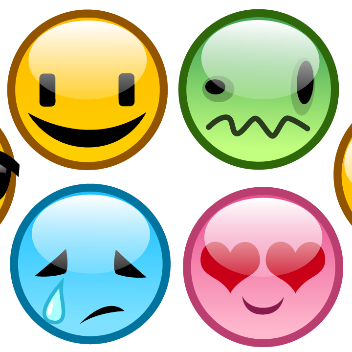 Smiley Face Vector Free Download