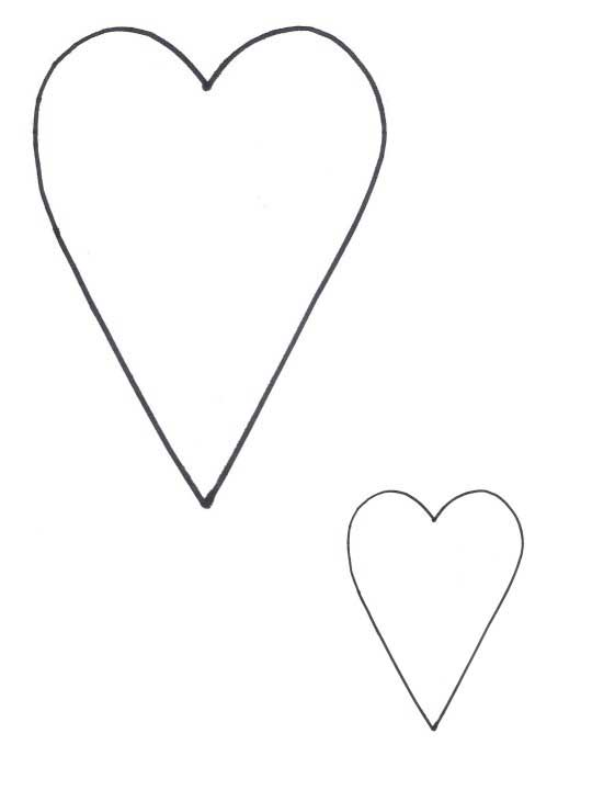 Heart Shapes - Heart Patterns