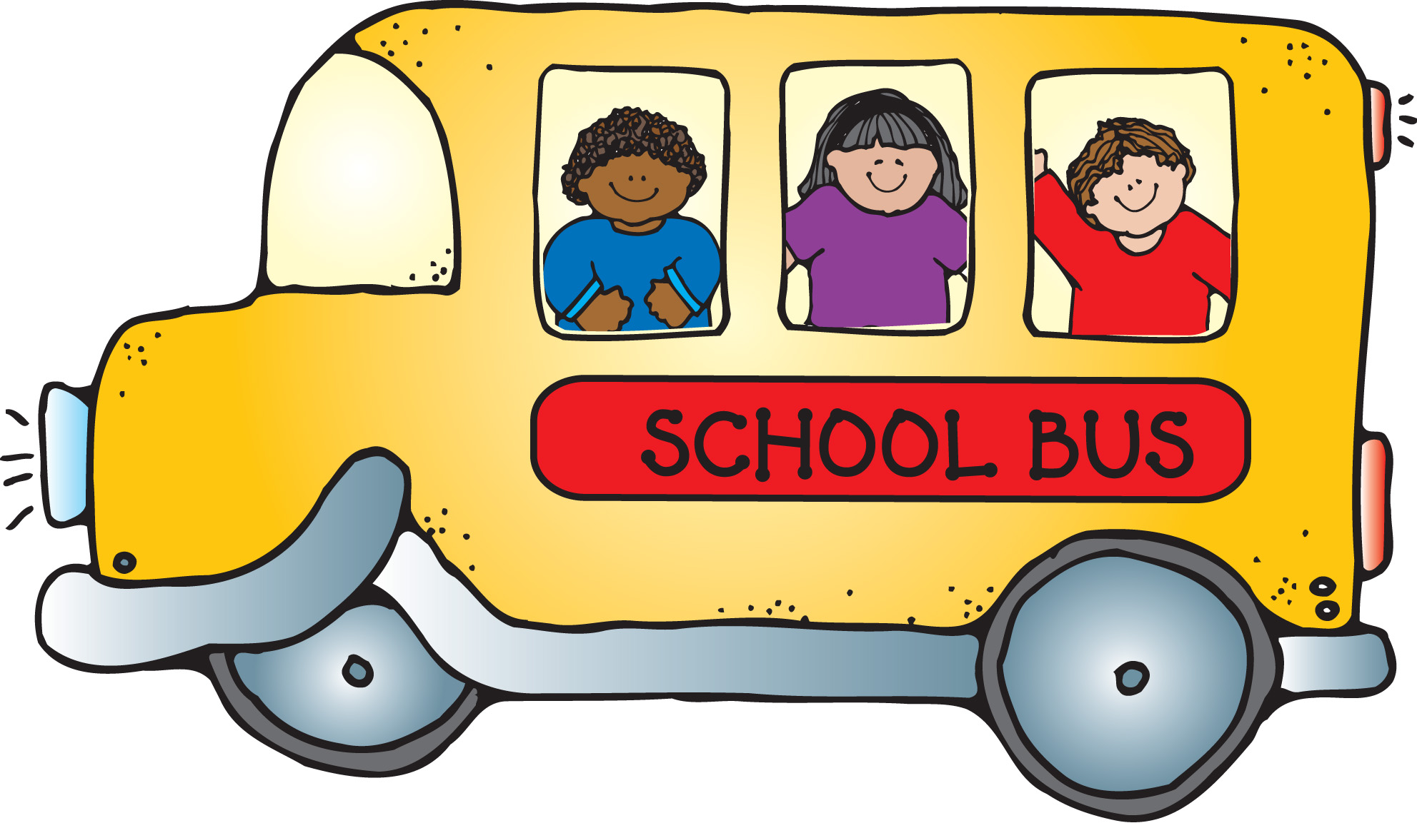 Images For > School Bus Outline Png - Cliparts.co
