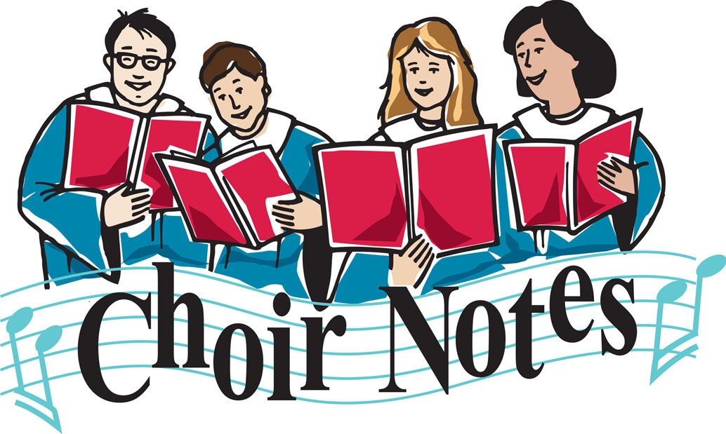 Choir Starting Up | NHPC Information - Cliparts.co