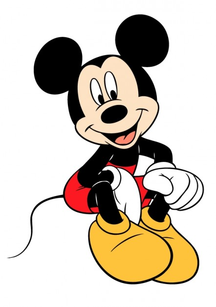 Mickey Mouse Clip Art Free Download - Cliparts.co