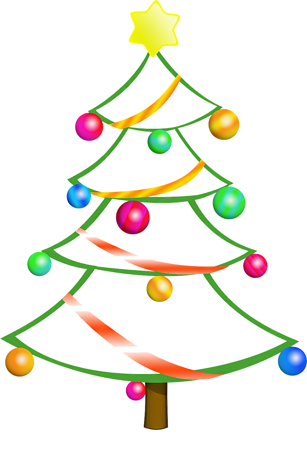 Clip Art Christmas Borders - Cliparts.co