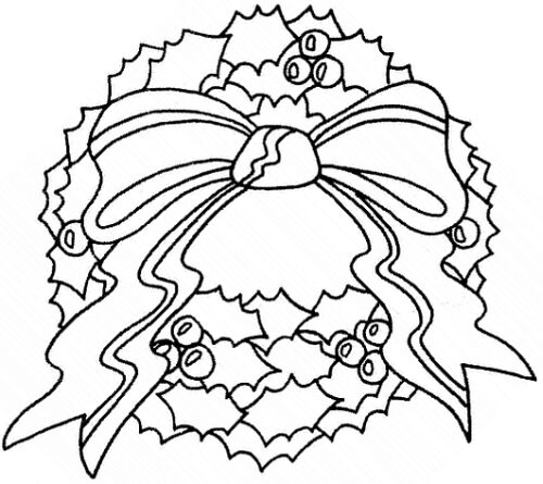 christmas cookies clip art black and white