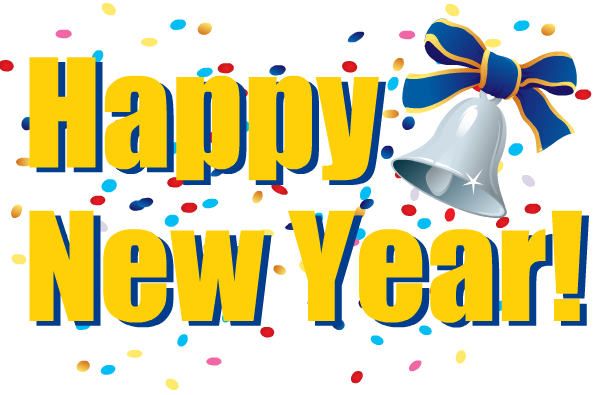 Happy New Year Clipart Free - ClipArt Best