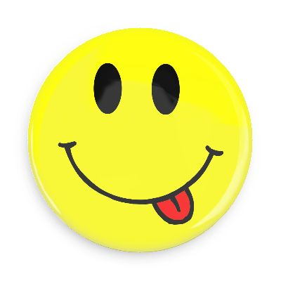 Smiley Face Tongue Sticking Out - ClipArt Best
