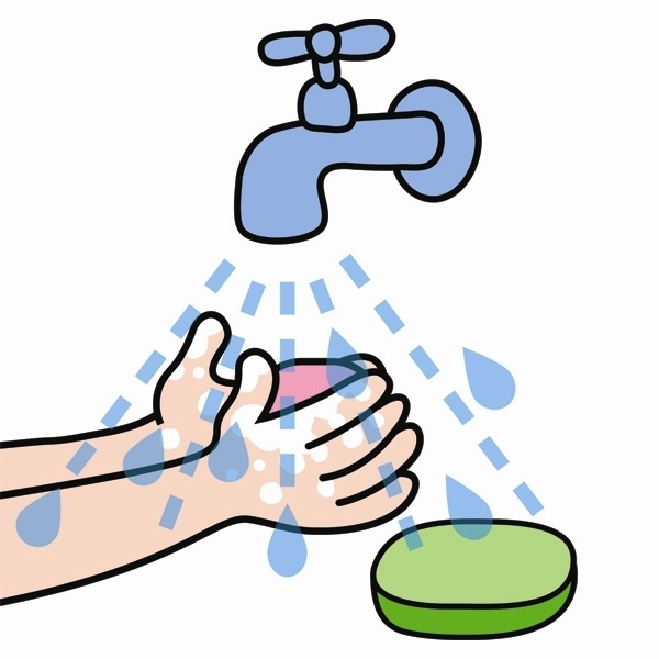 Washing Hands Clip Art - Cliparts.co