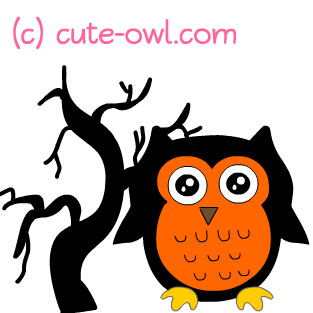 Halloween Owl Clip Art | Free Internet Pictures