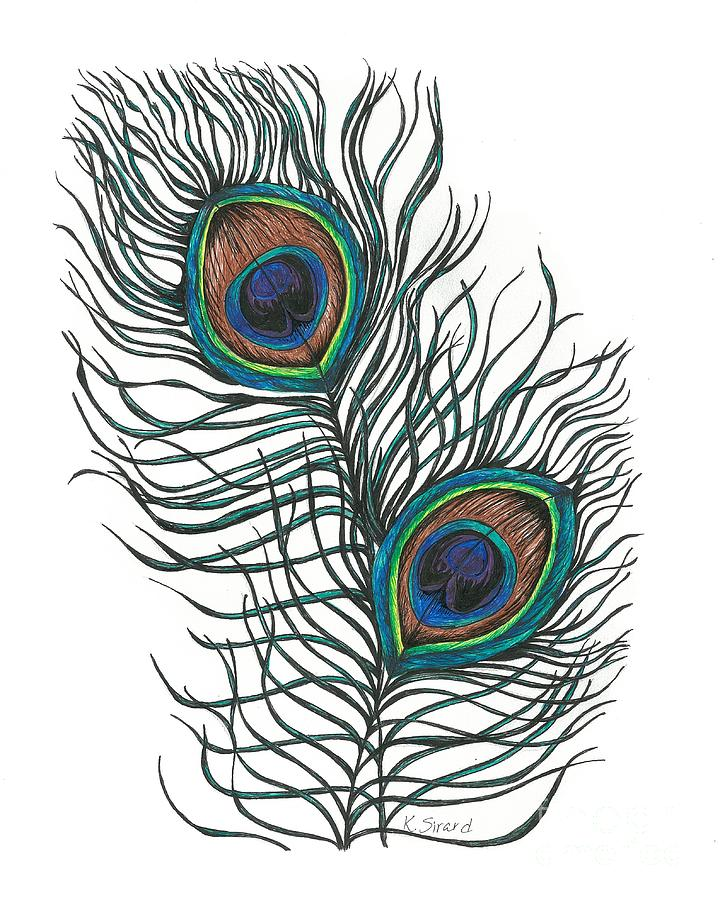 Free Peacock Feather Clip Art - Cliparts.co