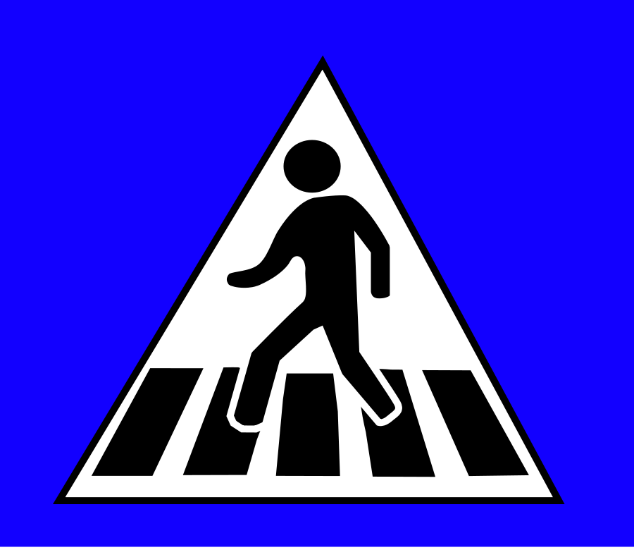 Black And White Traffic Signs - Cliparts.co