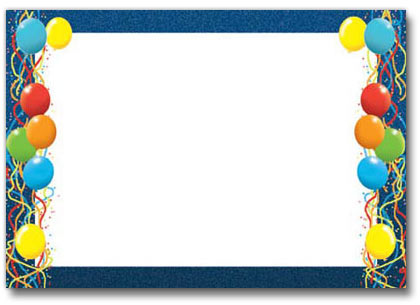 Birthday Borders For Microsoft Word - Cliparts.co